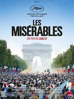 Affiche LES MISERABLES1